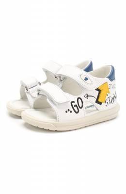 Кожаные сандалии Falcotto 0011500830/01/B0Y