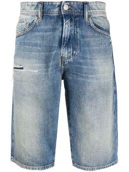 Diesel джинсовые шорты-бермуды 00SD3U069LP
