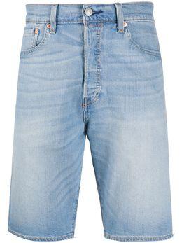 Levi's джинсовые шорты-бермуды 36512