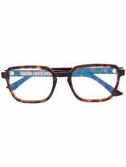Cutler & Gross очки в оправе черепаховой расцветки 136102B