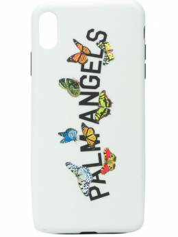 Palm Angels чехол для iPhone XS с принтом PMPA010S207900140588
