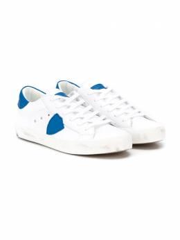 Philippe Model Kids кроссовки с логотипом CLL0