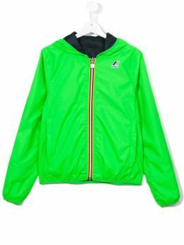 K Way Kids двухсторонняя куртка K002EI0
