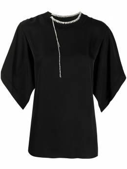 Joseph блузка Baila с контрастной строчкой JF004684
