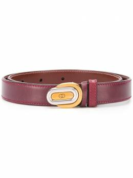 Gucci Pre-Owned GG buckle belt DPGMGUCCBEL2