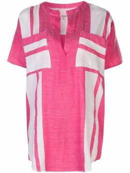 Lemlem рубашка-туника Zoya SW2015MAGENTA