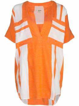 Lemlem рубашка-туника Zoya SW2015ORANGE