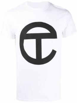 Telfar футболка с логотипом SS20ST09WTH57002814