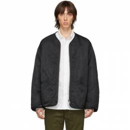 Visvim Reversible Black Iris Jacket 0120105013024