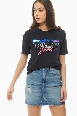 Футболка Tommy Jeans УТ-00276297