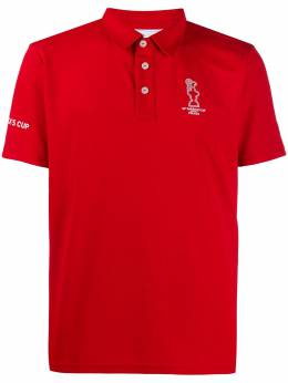 Prada рубашка-поло America's Cup 4520010000230