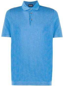 Drumohr рубашка-поло с короткими рукавами D0GF202