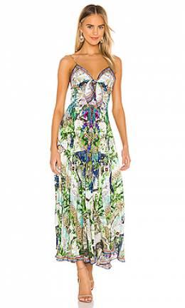 Макси платье - Camilla 00003718-MOONGARD