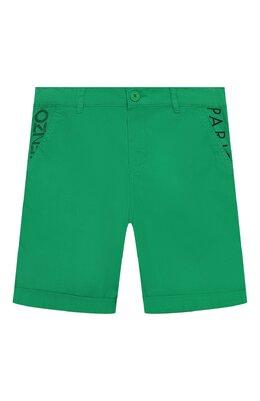 Хлопковые шорты Kenzo KQ25508