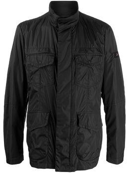 Peuterey куртка с высоким воротником PEU349501181568