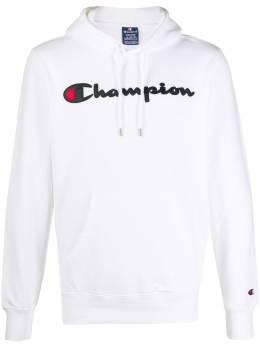 Champion худи с вышитым логотипом 214183WW001