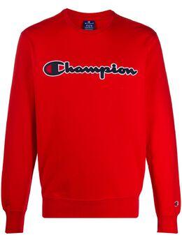 Champion толстовка с вышитым логотипом 214188RS041