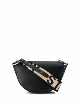 Stella McCartney мини-сумка Stella с логотипом 700083W8542