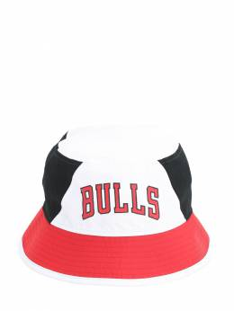 Nba Bulls Print Bucket Hat New Era 71IW84046-T1RD0