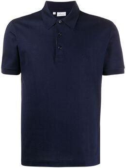 Brioni рубашка-поло с логотипом UJEJ0LP9612