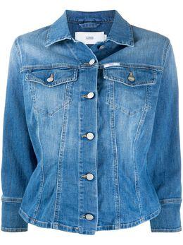 Closed джинсовая куртка с длинными рукавами C9709804J35