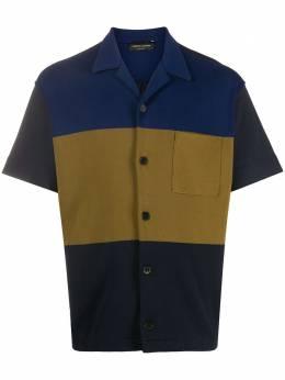 Roberto Collina рубашка в стиле колор-блок RC54125
