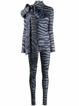 Atu Body Couture боди с анималистичным принтом ATS2048