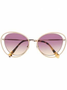 Miu Miu Eyewear солнцезащитные очки La Mondaine MU59V09D09B