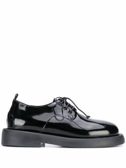Marsell туфли дерби Gommello на шнуровке MWG471170