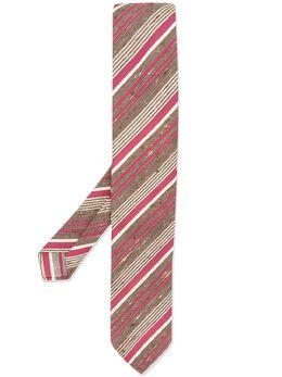 Lardini полосатый галстук EICRB7EI54195430RO156016