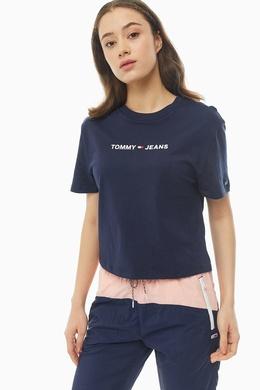 Футболка Tommy Jeans УТ-00276333