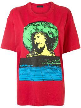 Undercover футболка с принтом Jesus UCY18912