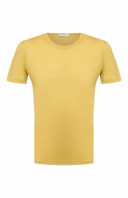 Льняная футболка Gran Sasso 60135/96801