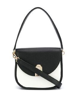 Furla двухцветная сумка на плечо 1057259