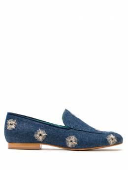 Blue Bird Shoes LOAFER BOYISH ESPELHOS JEANS AZUL S200113