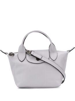 Longchamp мини-сумка Le Pliage Cuir L1500757