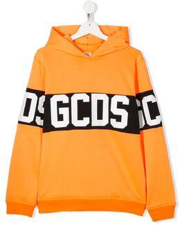 GCDS Kids худи с логотипом 022507FL