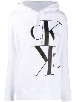 Ck Calvin Klein худи с логотипом J20J212983