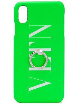 Valentino чехол для iPhone XS Max TY0P0Q89SFD
