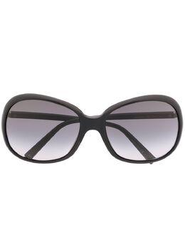Givenchy Eyewear солнцезащитные очки в квадратной оправе с затемненными линзами 202821807609O
