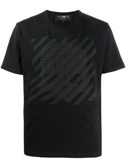 Hydrogen футболка с принтом 260108