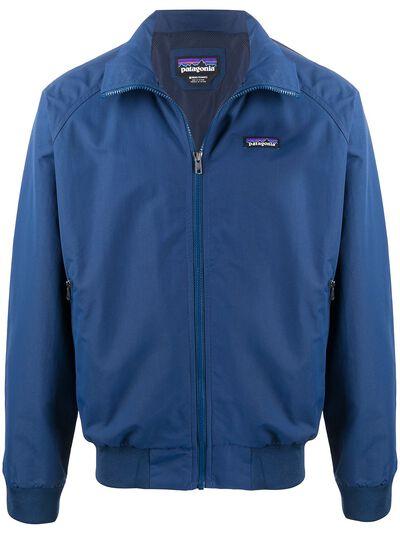 Patagonia logo bomber jacket 28151 - 1