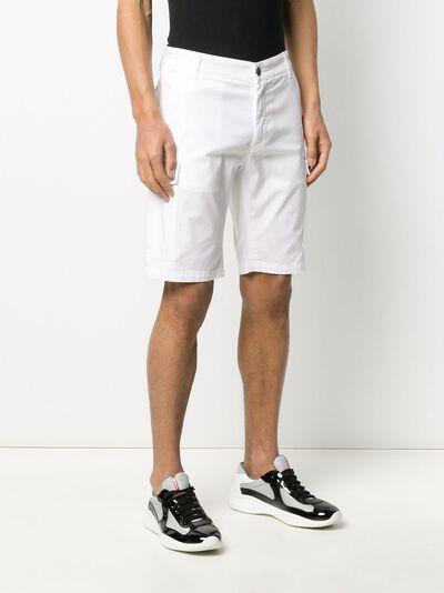 Karl Lagerfeld шорты карго прямого кроя KL200003010 - 3