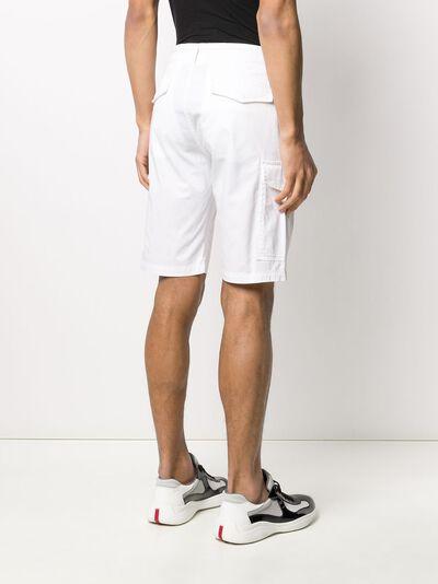 Karl Lagerfeld шорты карго прямого кроя KL200003010 - 4