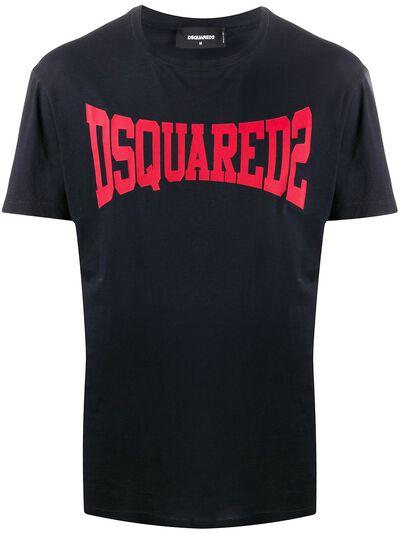 Dsquared2 футболка с логотипом S71GD0918S21600 - 1