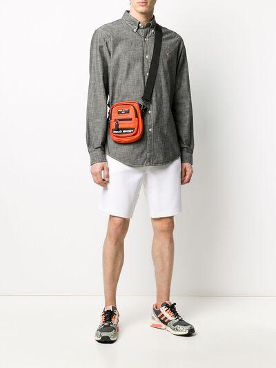Polo Ralph Lauren спортивные шорты с вышитым логотипом 710691243 - 2