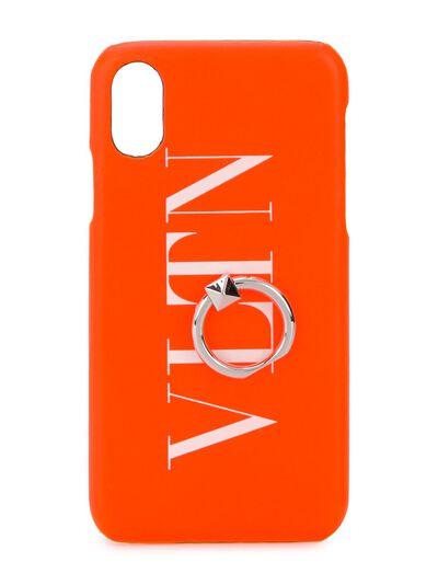 Valentino чехол для iPhone X/XS TY0P0379SFD - 1