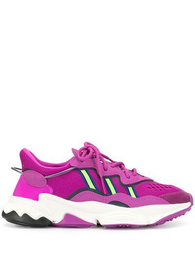 Adidas кроссовки Ozweego со вставками EH1197 - 1