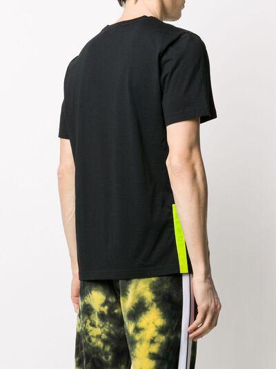 Hydrogen футболка с нашивкой-логотипом 260130 - 4
