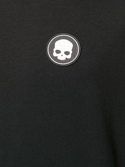 Hydrogen футболка с нашивкой-логотипом 260130 - 5